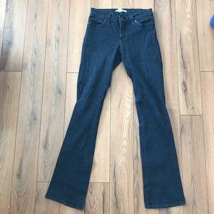2.1 Denim Dark Wash Bootcut Jeans - Size 26